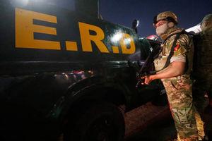 """عکس/ """"بصره"""" در غُرُق کماندوهای ارتش"""