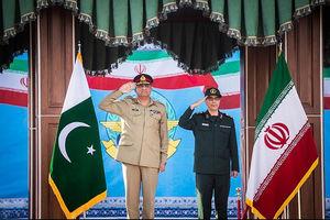 فیلم/ فصل جدیدی از روابط دفاعی ایران و پاکستان