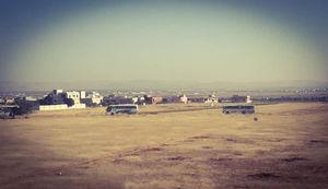 ساکنان شهرک های الفوعه و کفریا پس از ۴ سال محاصره در آستانه آزادی,
