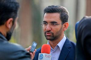 فیلم/ وعده آذری جهرمی برای تثبیت بازار تلفن همراه