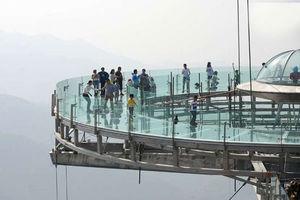 فیلم/ واکنش مردم روی ترسناک ترین پل های جهان