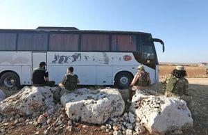 تروریستها توافق «فوعه و کفریا» را شکستند/ گروگان گیری ۹۰۰ نفره
