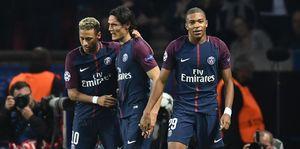 رکورد جالب توجه پاریسن ژرمن در جام جهانی 2018