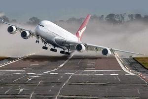 فیلم/ تصویربرداری مسافر از هواپیمای درحال سقوط!
