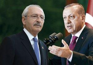 شکایت اردوغان از رهبر حزب جمهوریت به خاطر یک کاریکاتور