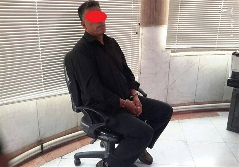 جزئیات دستگیری سارق مسلح بانک ملی +عکس