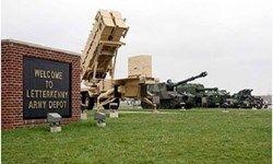 انفجار در ساختمان ارتش آمریکا