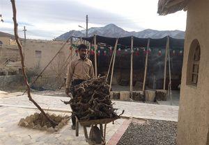 یوروهای ۱۸ هزار گردشگرخارجی در جیب یک روستایی بیسواد
