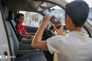 عکس/ نمایشگاه خودروی شیراز