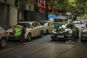 عکس/ اختلاف طبقاتی در تهران