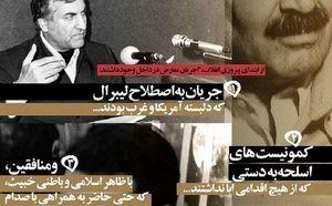 سرانجام سه جریان داخلی معارض با انقلاب اسلامی
