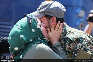 عکس/ مهاجرت اهالی فوعه و کفریا به حلب