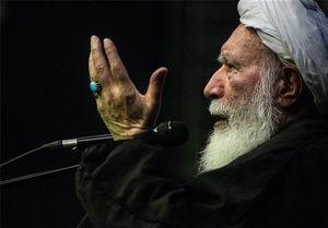 آیت الله مرتضی تهرانی استاد زبده اخلاق در گذشت