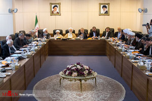 ماجرای عکس جنجالی مجمع تشخیص