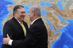پمپئو و نتانیاهو