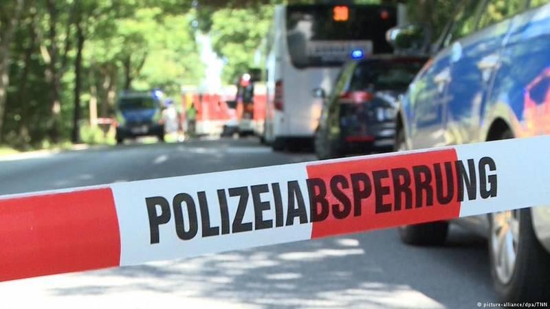 Gewalttat in Linienbus in Lübeck (picture-alliance/dpa/TNN)