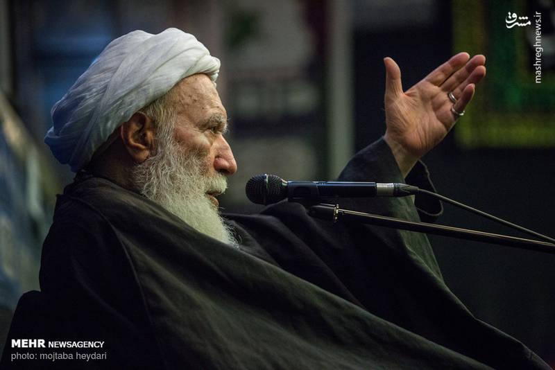 عشق و علاقه به امام، حاجآقا مرتضی را در نیمه دوم دهه 40 نیز به نجف اشرف کشاند.