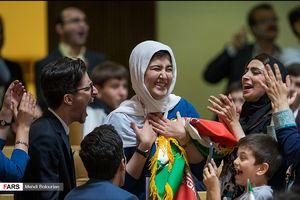 عکس/ اختتامیه المپیاد جهانی زیستشناسی در تهران