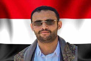رئیس شورای عالی سیاسی یمن خطاب به ماکرون پیام داد