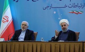 """فیلم/روحانی: همچنان می گوییم """"نه شرقی نه غربی"""""""