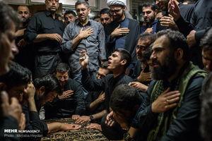 فیلم/ مراسم تشییع پیکر آیتالله آقامرتضی تهرانی