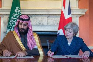منافع اقتصادی صنایع نظامی برای لندن، مهمتر از انسانیت و حقوق بشر است