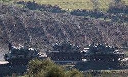 تدابیر ویژه امنیتی ترکیه در مرز سوریه