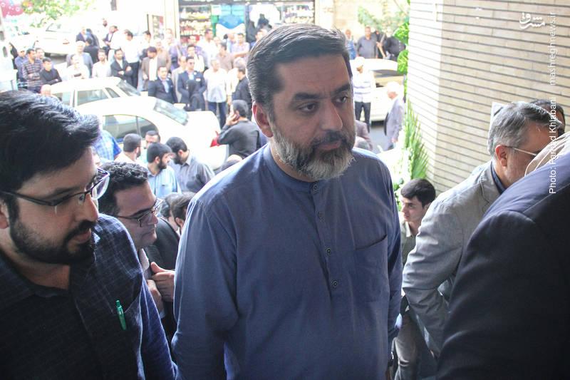 سید محمود رضوی تهیه کننده سینما