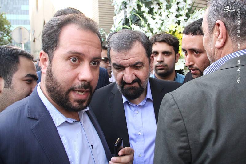 محسن رضائی دبیر مجمع تشخیص مصلحت نظام