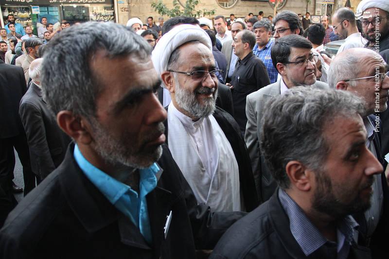 حجتالاسلام حیدر مصلحی وزیر سابق اطلاعات
