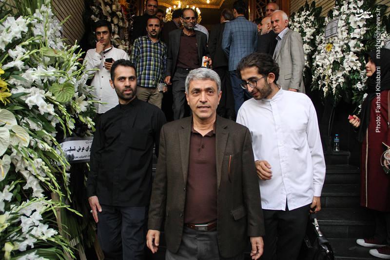علی طیب نیا وزیر سابق اقتصاد