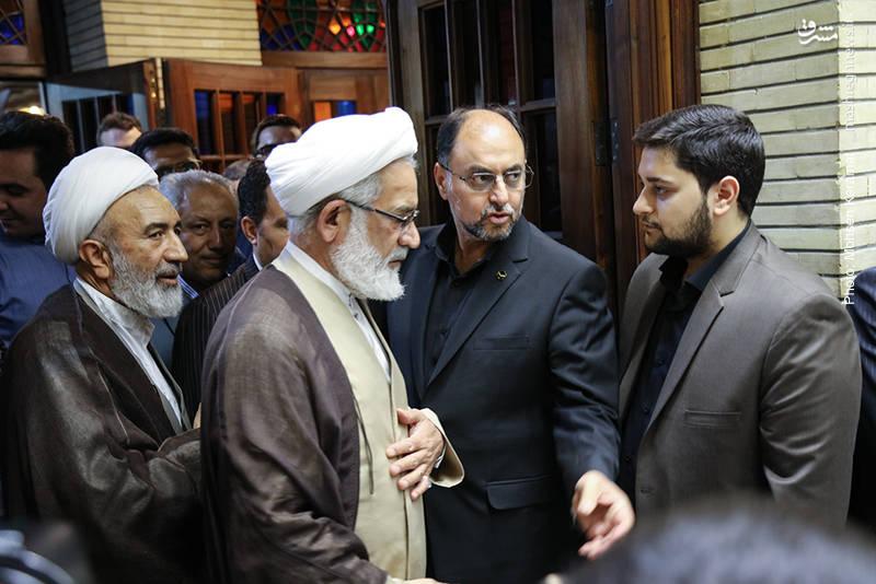 حجت الاسلام محمد جعفر منتظری دادستان کل کشور