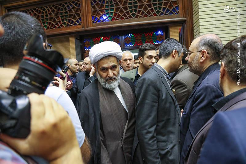 حجتالاسلام حسین طائب رئیس سازمان اطلاعات سپاه