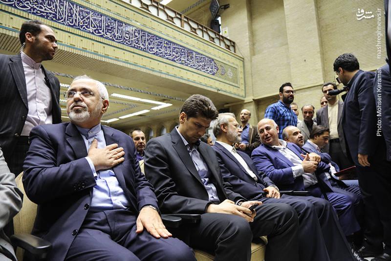 محمدجواد ظریف وزیرامور خارجه