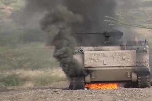 فیلم/ شکار سعودی ها با موشک های هدایت شونده!