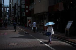 عکس/ ۱۱ کشته در پی گرمای هوا در ژاپن