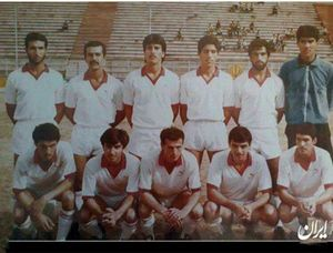 عکس/ جوانیهای عقاب در تیم اصفهانی