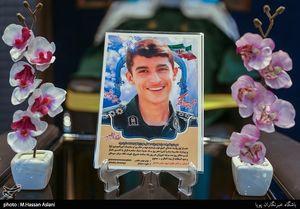 حسادت یک سردار به مقام یک جوان + عکس