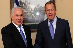 رایزنی لاوروف و نتانیاهو درخصوص ایران و سوریه