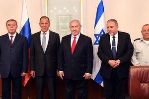 نتانیاهو و لاوروف