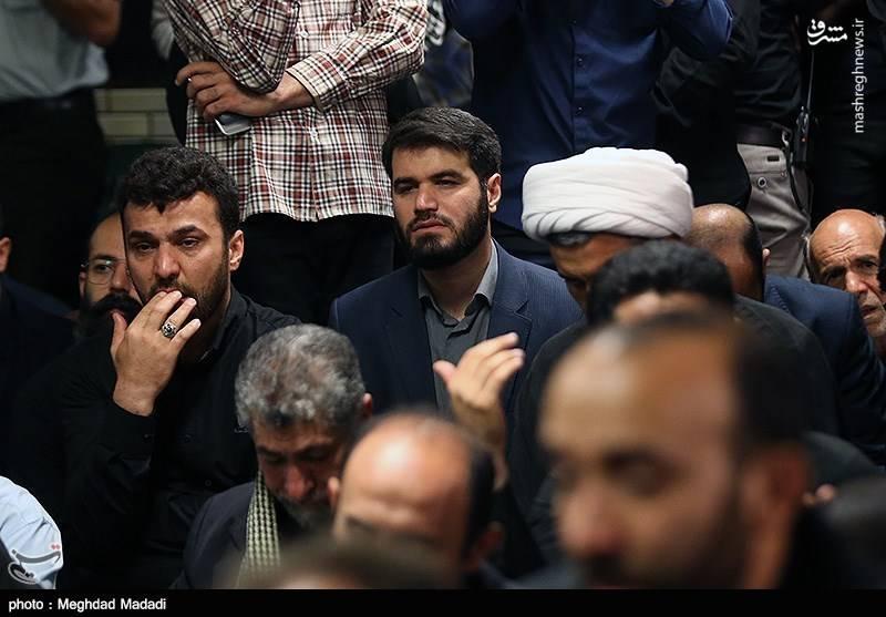 عکس/ تشییع پیکر مرحوم آیت الله مرتضی تهرانی