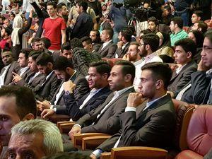 نهایت بیفرهنگی میهمانان پس از مراسم برترینهای لیگ! +عکس