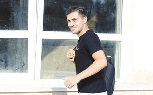 عکس/ بازگشت مدافع ایرانی ترابزون به تمرینات