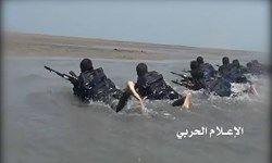 عملیات موفق کماندوهای دریایی یمن علیه سعودیها