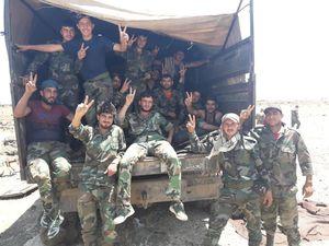 آخرین تحولات میدانی استان قنیطره؛ مساحت تحت کنترل ارتش سوریه به ۶۷۰ کیلومتر افزایش یافت + نقشه میدانی و تصاویر
