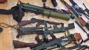 دستگیری باند قاچاق سلاح
