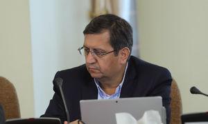 عکس/ رئیس جدید بانکمرکزی در جلسه امروز هیاتدولت