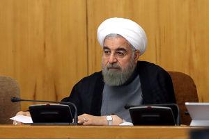فیلم/ تمجید روحانی از سیف!