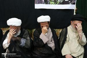 عکس/ مراسم ترحیم آیتالله مرتضی تهرانی