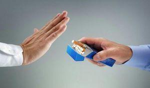 قبل از نابیناشدن سیگار را ترک کنید